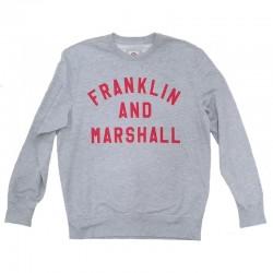Franklin & Marshall Light Crewneck